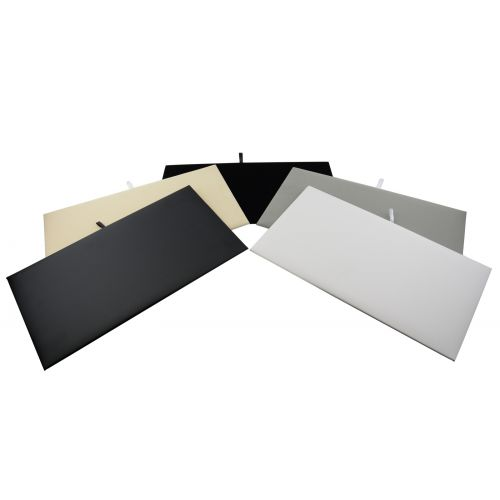 Leatherette & Velvet Display Pads for our full size Trays & Boxes - Colour Choice
