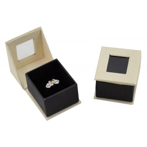24 x Dubai Series Ring Boxes * CLEARANCE *