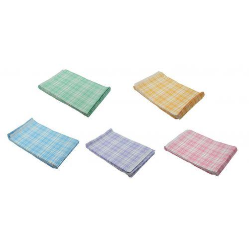 100 Tartan Print Paper Gift Bags Colour Choice